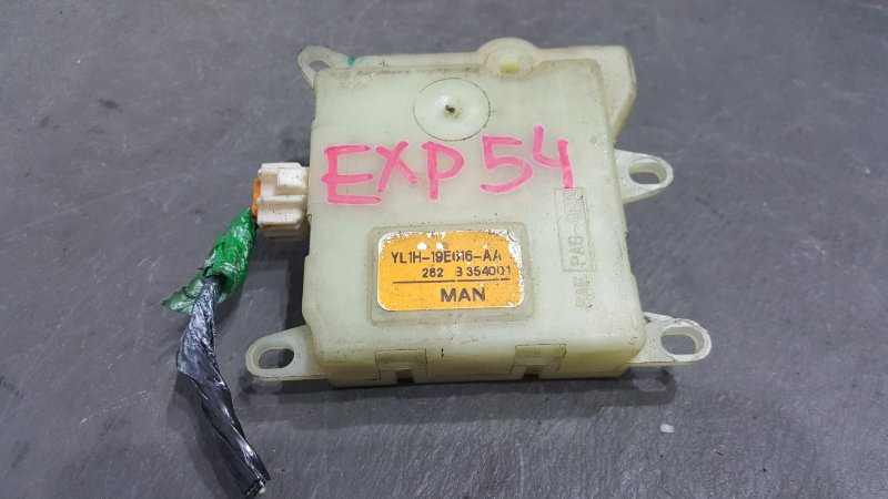 Мотор заслонки печки Ford Expedition 1FMFU18L11LB04253 2001 (б/у)