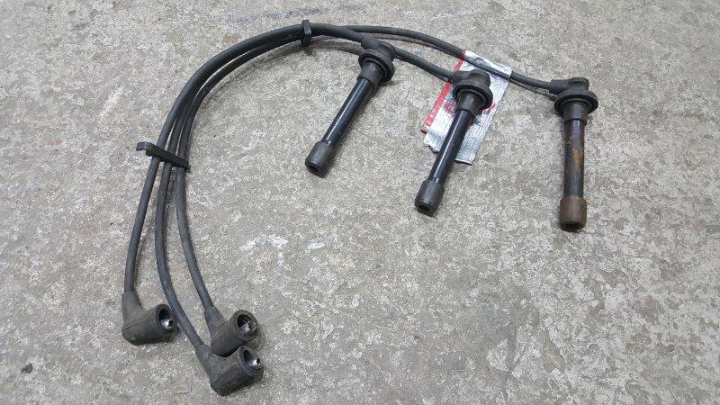 Высоковольтные провода Honda Accord CF3 F18B 2001 Продаются комплектом (3 шт.) (б/у)