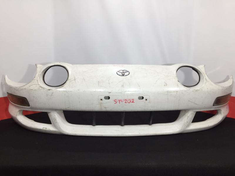 Бампер Toyota Celica ST202 1998 передний (б/у)