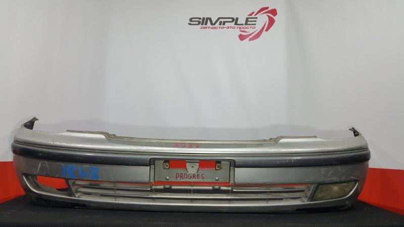 Бампер Toyota Progres JCG10 1999 передний (б/у)