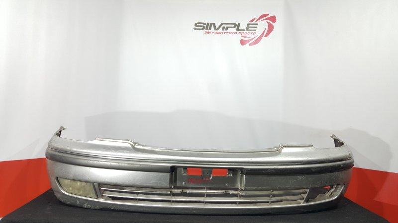 Бампер Toyota Progres JCG10 2000 передний (б/у)