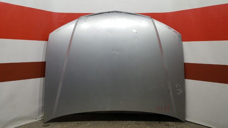 Капот Honda Inspire UA4 2001 Рестайлинг. Есть небольшие вмятины (см. фото), под покраску. (б/у)