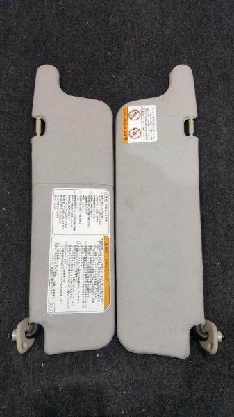 Козырек солнцезащитный Toyota Duet M111A K3 2004 левый Продаются парой, цена указана за 1 (б/у)