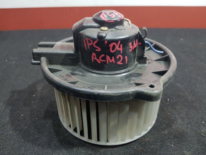 Мотор печки Toyota Ipsum ACM21 2AZ 2001 задний (б/у)