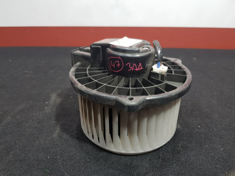 Мотор печки Honda Odyssey RB1 K24A 2004 задний (б/у)