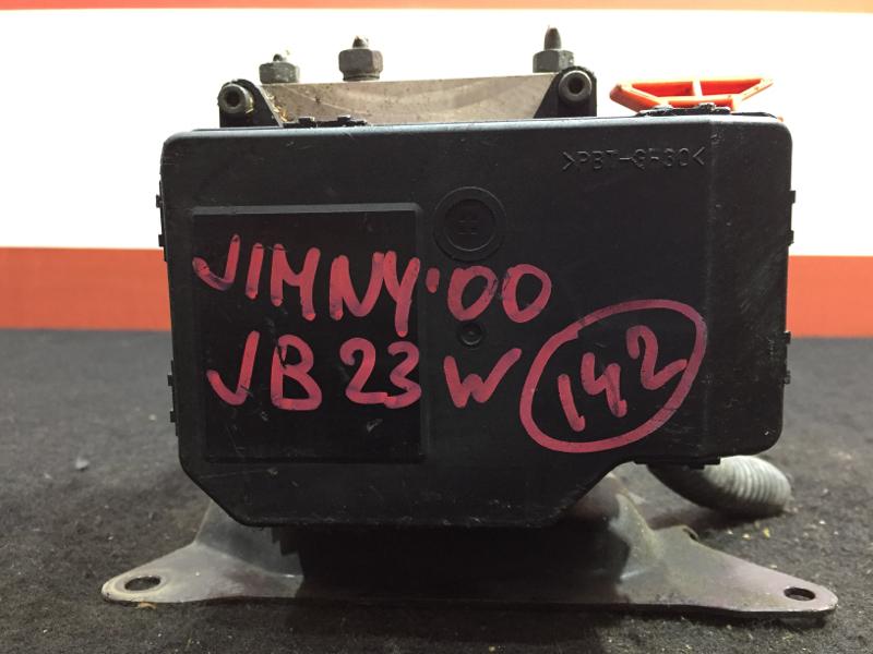 Блок abs Suzuki Jimny JB23W K6AT 2000 (б/у)