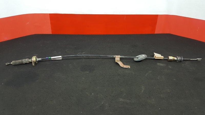 Тросик переключения кпп Honda Fit GD1 L13A 2004 (б/у)