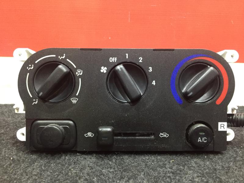 Блок управления климат-контролем Toyota Duet M111A K3 2004 (б/у)