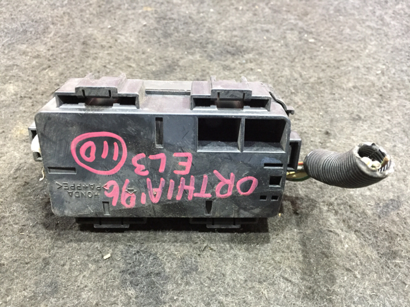 Блок предохранителей Honda Orthia EL3 B20B 1996 (б/у)