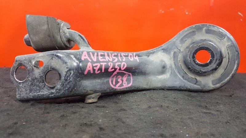 Крепление балки подвески Toyota Avensis AZT250 1AZ-FSE 2004 правое (б/у)
