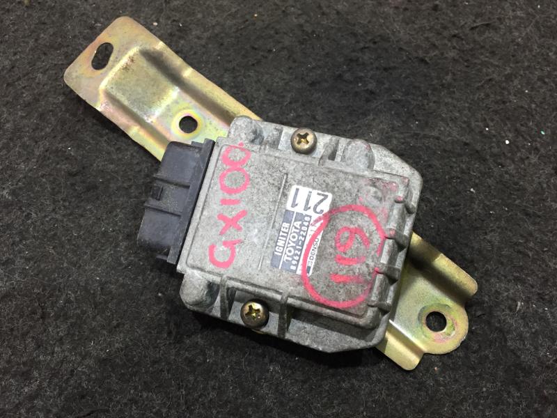 Блок управления зажиганием Toyota Mark Ii GX100 1G 1998 (б/у)