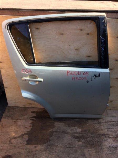 Дверь боковая Daihatsu Boon M300 2005 задняя правая 1033 (б/у)