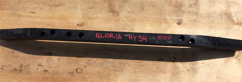 Жесткость бампера Nissan Gloria HY34 передний 10100 (б/у)
