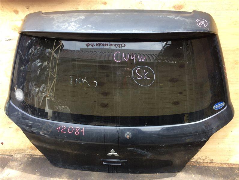 Дверь багажника Mitsubishi Airtrek CU4W 12081 (б/у)