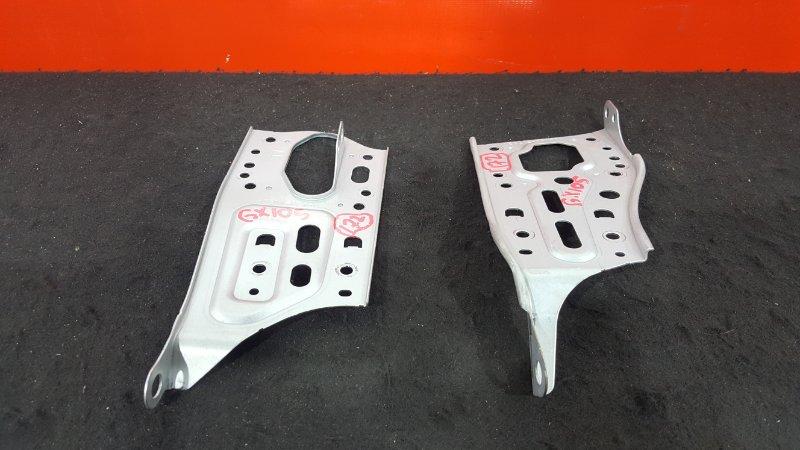 Крепление магнитолы Toyota Chaser GX105 1G 2000 Продаются парой, цена за пару. (б/у)