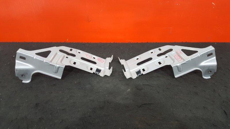 Крепление магнитолы Honda Airwave GJ1 L15A 2007 Продаются парой, цена за пару. (б/у)