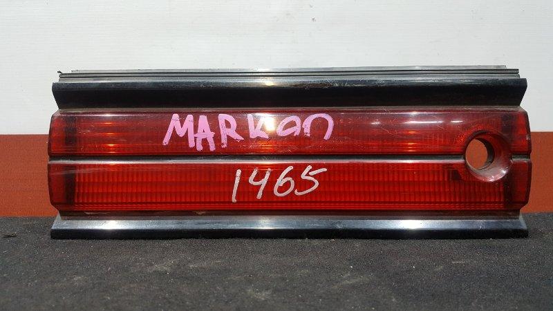 Вставка багажника Toyota Mark Ii GX90 1995 75803-22280 (б/у)