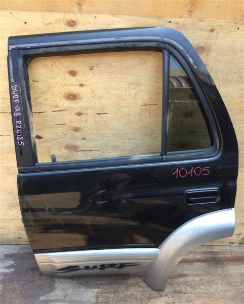 Дверь боковая Toyota Hilux Surf RZN185 5VZ 1998 задняя левая 10105 (б/у)