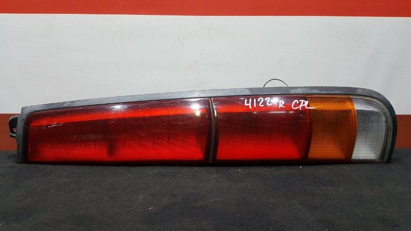 Задний фонарь Toyota Town Ace Noan SR40G задний правый 28-115 Трещины (см. фото). (б/у)