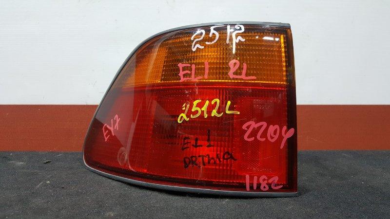 Задний фонарь Honda Orthia EL1 задний левый 043-2204 (б/у)