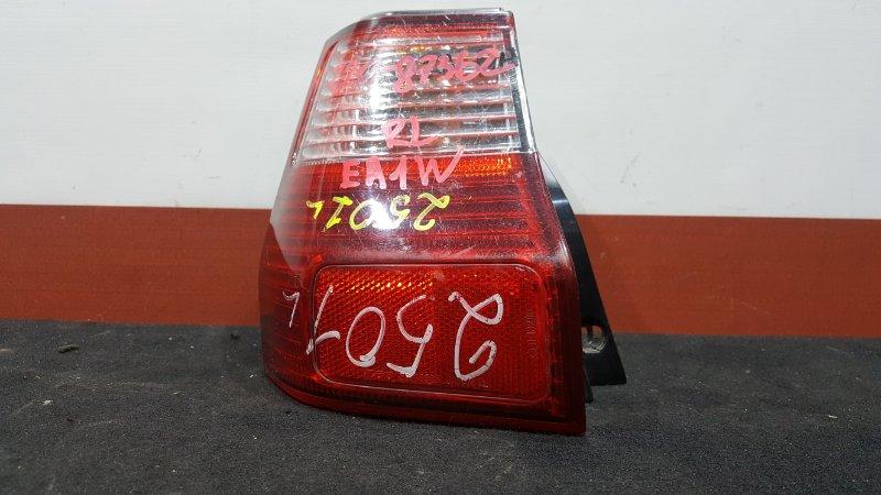 Задний фонарь Mitsubishi Legnum EA1W задний левый 220-87362 (б/у)