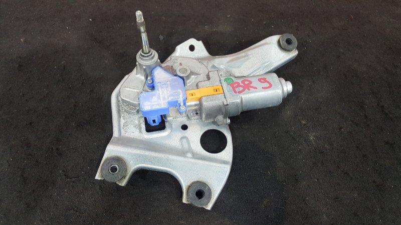 Моторчик заднего дворника Subaru Outback BR9 EJ25 задний (б/у)