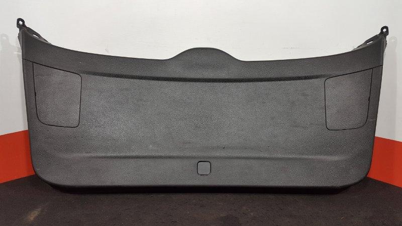 Обшивка двери багажника Subaru Outback BR9 EJ25 задняя (б/у)
