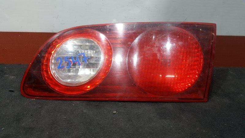 Вставка багажника Toyota Caldina AT211G задняя правая 2143 Дефект (см. фото) (б/у)