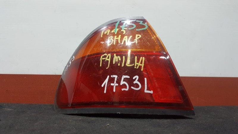 Задний фонарь Mazda Familia BHA3P задний левый 220-61700 (б/у)