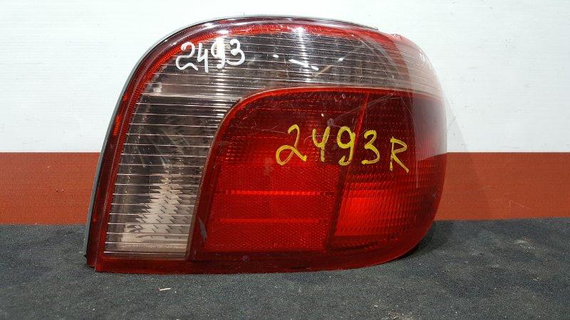 Задний фонарь Toyota Vitz NCP10 задний правый 52-004 Дорестайл. (б/у)