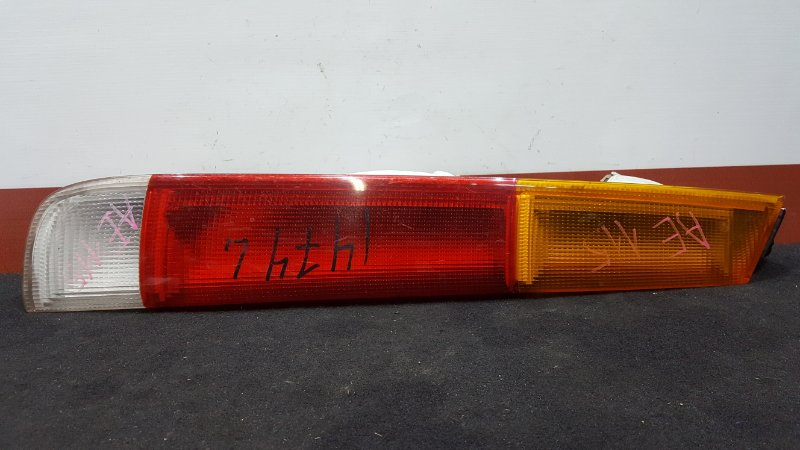 Задний фонарь Toyota Sprinter Carib AE115 задний левый 12431 Дорестайл. (б/у)