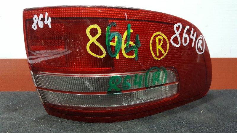 Задний фонарь Toyota Estima TCR10W задний правый 28-65 (б/у)
