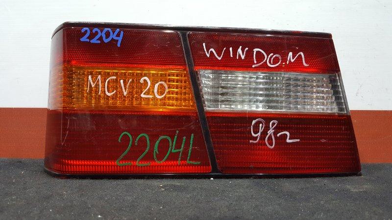 Вставка багажника Toyota Windom MCV21 3325 (б/у)