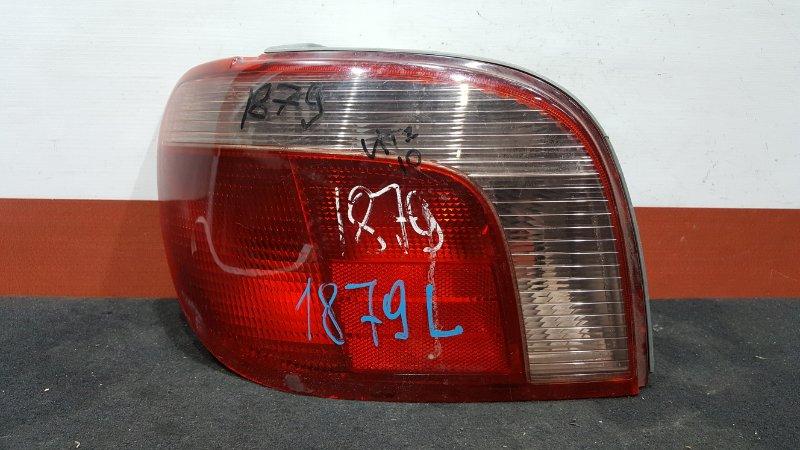 Задний фонарь Toyota Vitz NCP10 задний левый 52-004 Дорестайл. (б/у)