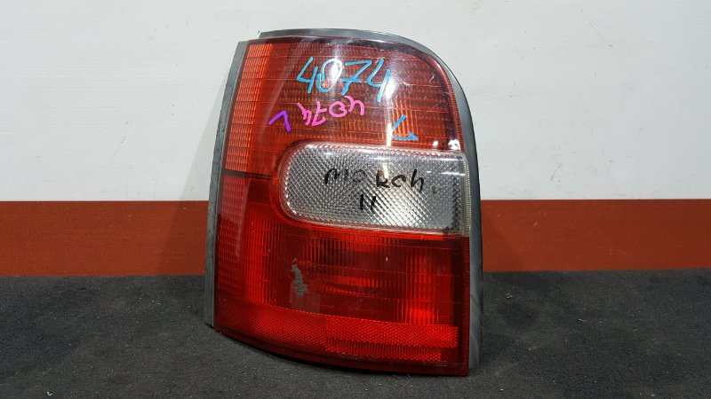 Задний фонарь Nissan March ANK11 задний левый 7420 (б/у)