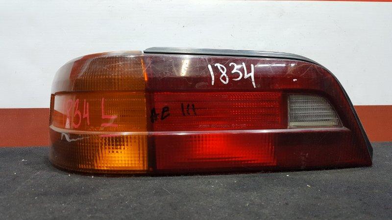 Задний фонарь Toyota Sprinter Trueno AE110 задний левый 12426 (б/у)