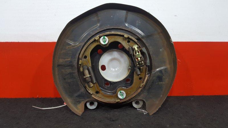 Цапфа Nissan Teana J31 VQ23 2003 задняя левая (б/у)