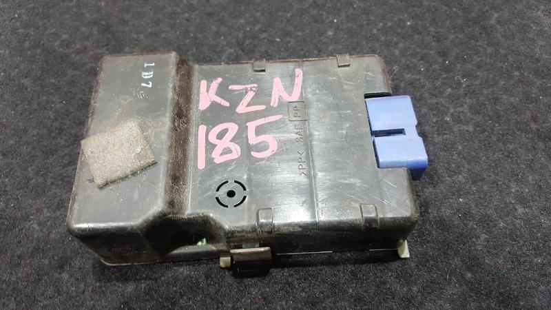 Блок электронный Toyota Hilux Surf KZN185 1999 1 ящик (б/у)