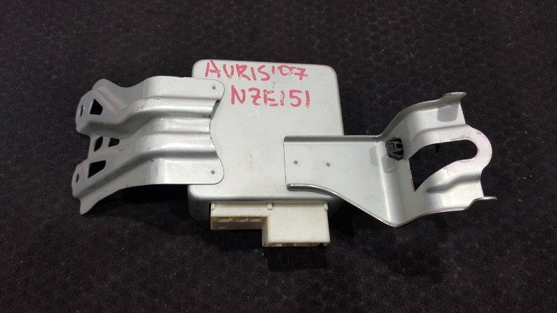 Блок электронный Toyota Auris NZE151 2007 7 ящик. (б/у)