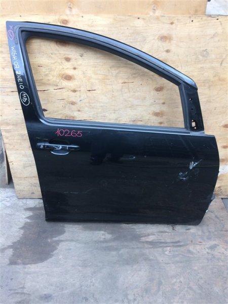 Дверь боковая Toyota Wish ZNE10 2007 передняя правая 10265 (б/у)