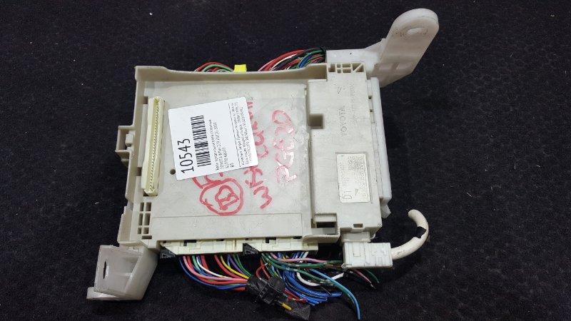 Блок предохранителей салонный Toyota Wish ZGE20 2ZR 2009 3 ящик (б/у)