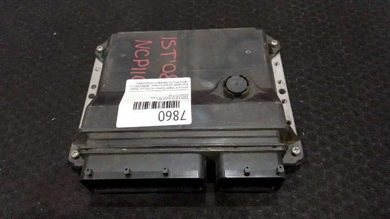 Блок управления двс Toyota Ist NCP110 2008 4 ящик (б/у)