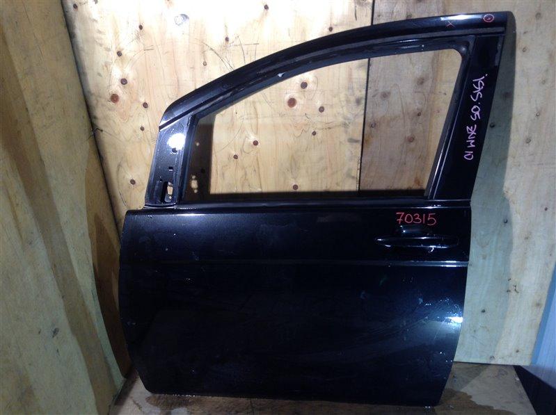 Дверь боковая Toyota Isis ZNM10 2005 передняя левая 70315 (+19.05.20) 1ВТ Цена указана за голую (б/у)