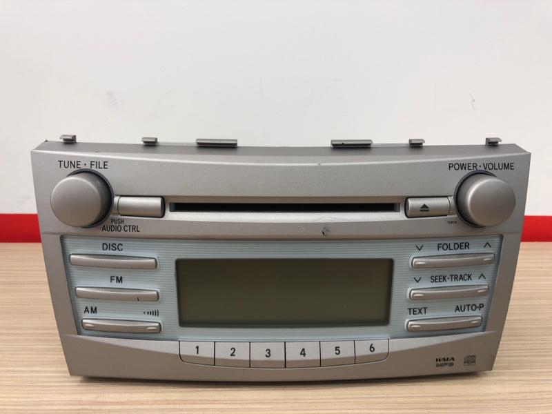 Магнитола Toyota Camry ACV40 2AZ 2007 (б/у)