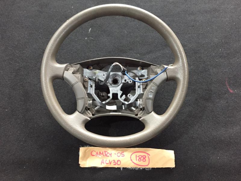Руль Toyota Camry ACV30 2AZ 2005 (б/у)
