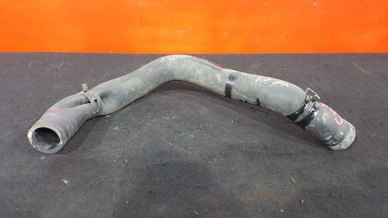 Патрубок радиатора Toyota Cresta GX100 1G 1997 нижний (б/у)