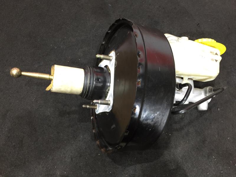 Вакуумный усилитель тормозов Volkswagen Polo 9N3 BTS 2007 6Q0311301A, 6Q0611019Q ГТЦ + вакуумный (б/у)