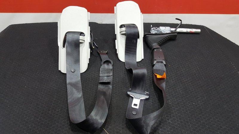 Ремень безопасности Nissan Dualis KNJ10 MR20DE 2010 передний H6884-JD01A Продаются парой, цена (б/у)
