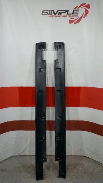 Порог пластиковый Honda Cr-V RD5 K20A 2004 Продаётся парой. Цена за пару. (б/у)
