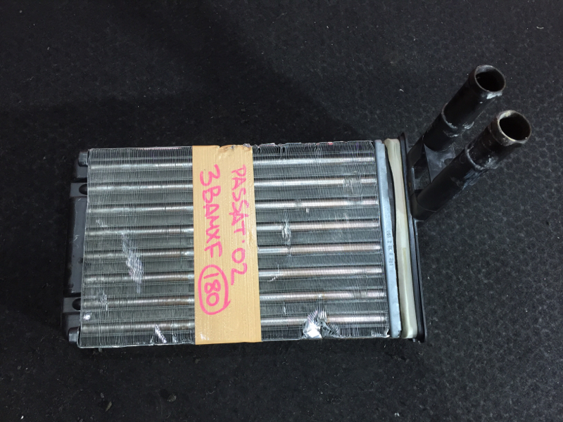 Радиатор отопителя Volkswagen Passat 3B6 AMX 2002 (б/у)